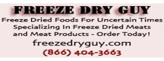 Freeze Dry Guy